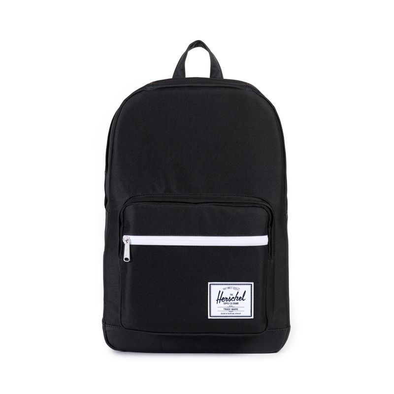 75e554b76f1 Herschel Pop Quiz Backpack - Black   Black   White ― Canada s Online ...